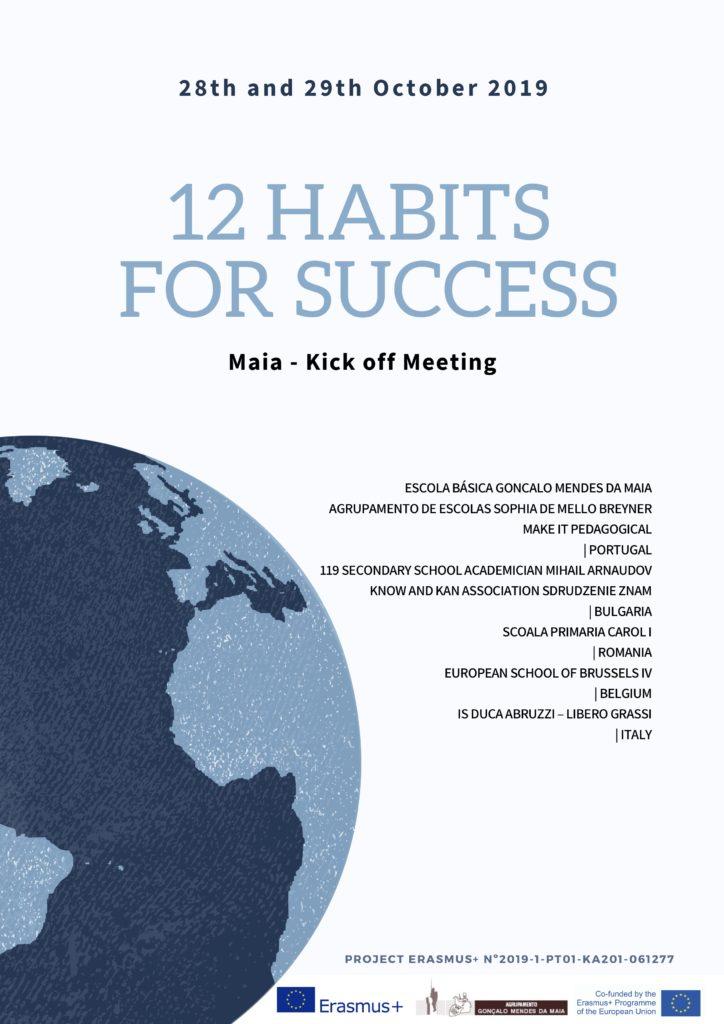 12 Habits for Success EU